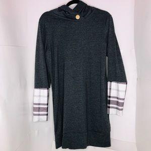 Yingkis | Women's Deep Gray Sweatshirt